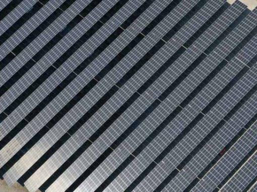 THE PULSES – Images aériennes / Parc solaire