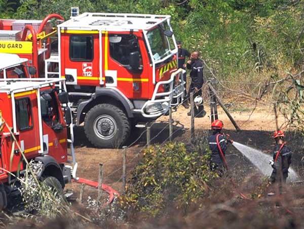 RAPID RELIEF TEAM – Vidéo événement incendies Gard