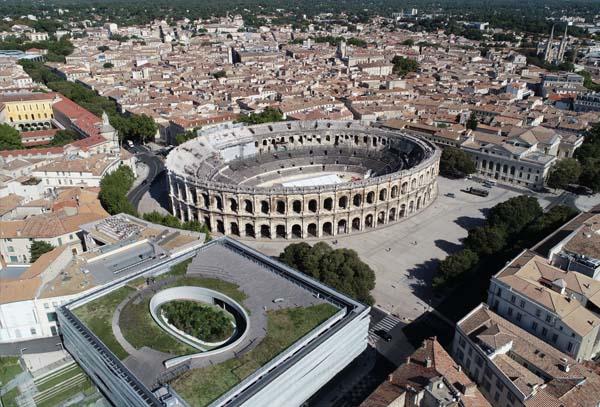 3XN ARCHITECTS – Photographie aérienne / Concours d'architecture