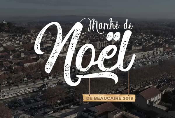 MAIRIE DE BEAUCAIRE – Film événementiel / Le marché de noël 2019