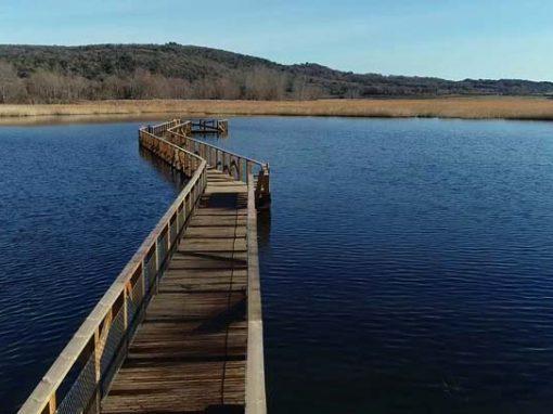 SYNDICAT MIXTE DES GORGES DU GARDON – Vidéo d'entreprise – L'étang de la Capelle