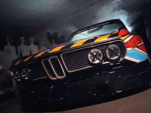 LA FLASH CAR by David Cintract – Modern Pop Art