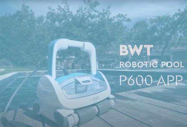 Robots de piscine BWT/AQUABOT – Réalisation, prises de vues sol, sous-marines et drone