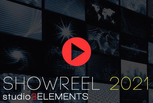 SHOWREEL 2021 – Vidéo de présentation