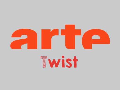ARTE TWIST – Portrait d'artiste